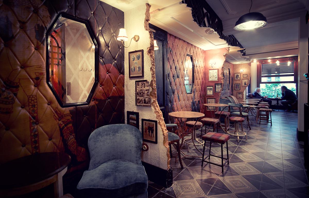 Restaurante Nº5 para Francisco Segarra, Castellón