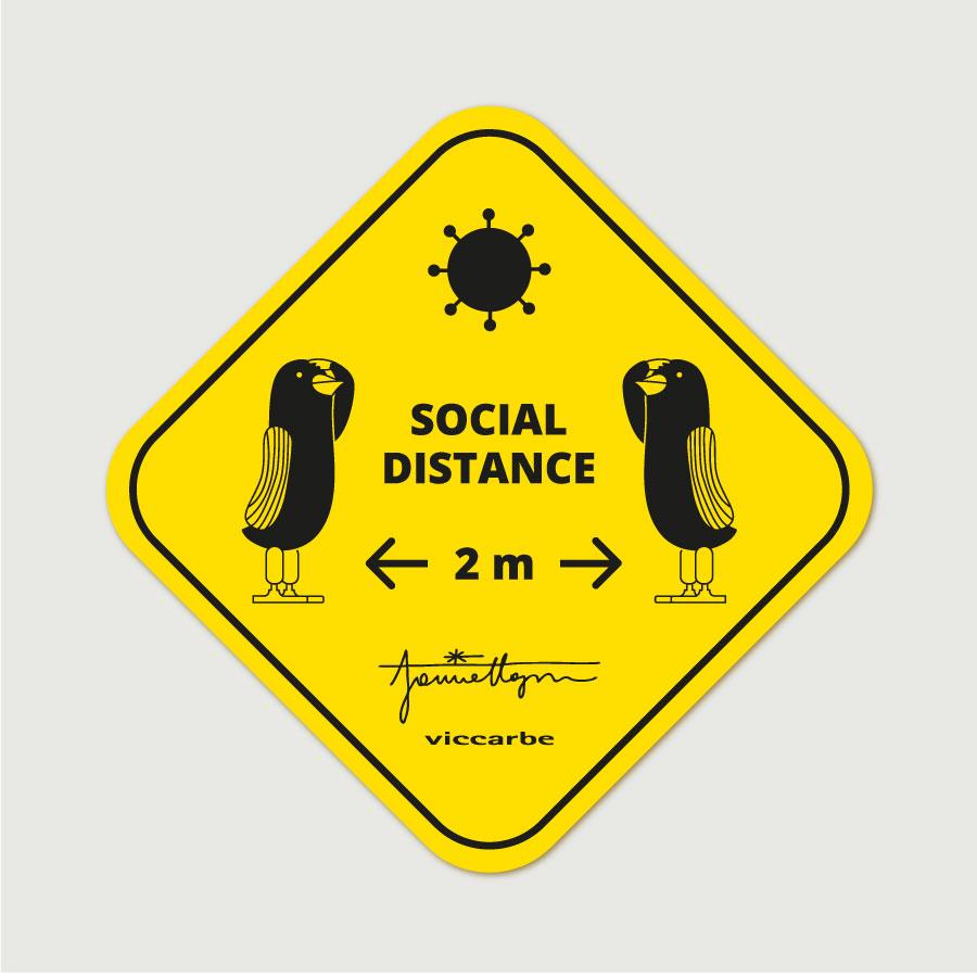 densidad urbana y distancia social